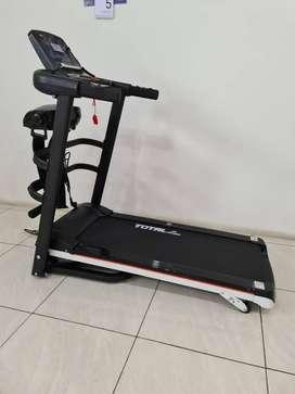 Treadmill Elektrik TL 607 Auto Incline Motor 1.5hp