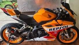 Honda cbr 250 rr repsol cbr250rr abs istimewa