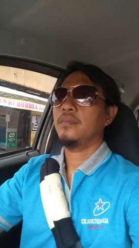 Driver Harian dan Mingguan areal Bekasi
