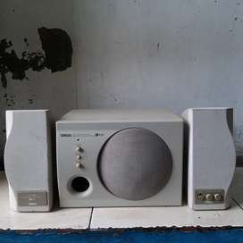 Speaker Yamaha Aktive Servo processing