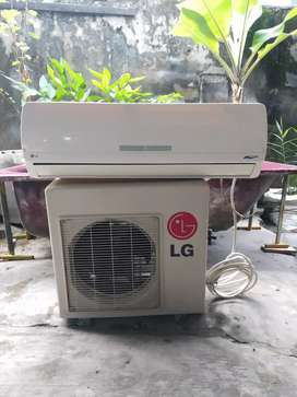 Dijual ac 1 pk low watt merk LG
