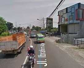 Ruko Bogor Jalan Ibrahim Adjie Sindangbarang Dekat Sekolah dan Stasiun