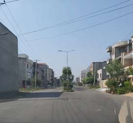 08 Marla Commercial Plot For Sale in Canal Gardens Lahore