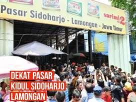 Kavling Dekat Pasar, SHM split
