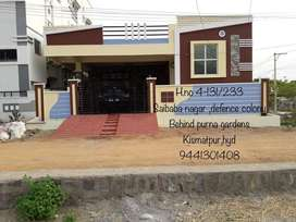 New Independent House 3 BHK and 3 Bath for Rent