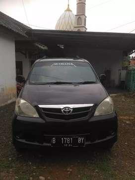 Dijual Toyota Avanza E Manual Nemw Model 2008