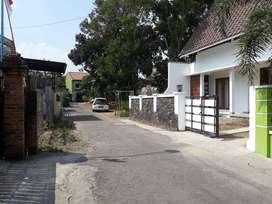 Tanah JL Kaliurang KM 8 Banteng Luasan 227 m2 bisa Dibangun Rumah