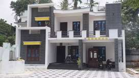 14 cent 4 Bhk House Kottiyam just 100 mtr From NH.