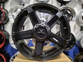velg racing hsr ring 20 sangat cocok pajero fortuner prado dmax mux