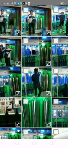 Depot isi ulang air minum  terlengkap