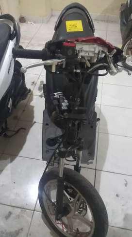 Honda Vario 110 cbs