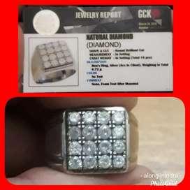 Natural berlian (diamond)