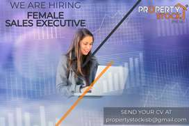 Female Sales Executive (Inbound) - Islamabad
