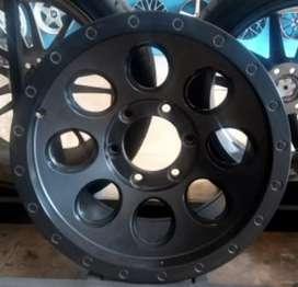 Velg SUV R16x8.5 h6x139.7 et10 bisa untuk panther Pajero Fortuner MU-X