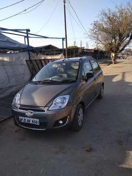 Spark cng petrol car