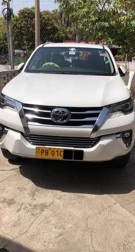 Toyota Fortuner 2019 4*2