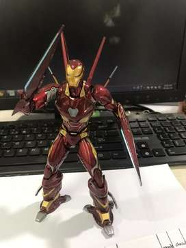 (Preloved) SHF IRON MAN MARK 85 ORI JAPAN