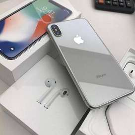Refurbished Iphone X Available.
