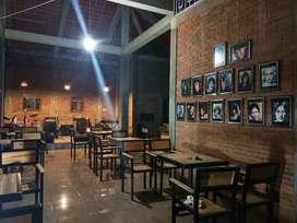 Dijual cafe strategis dalam kota