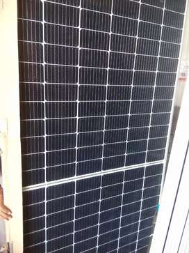 Solar panels and Coolers