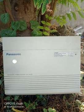 Pabx panasonic type KX-TA308 september