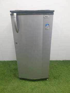 (id09f8) whirlpool chaper fridge in 190ltr with free shipping
