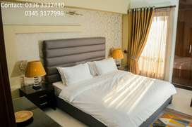 3 Bedroom Furnished Hotel Apartment in City Centre (Shahrah-e-Faisal)