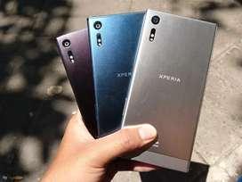 Sony Xperia XZ 4G 3GB/32GB Segel Mulus Normal Bukan Docomo