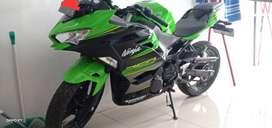Dijual kawasaki ninja 250 krt