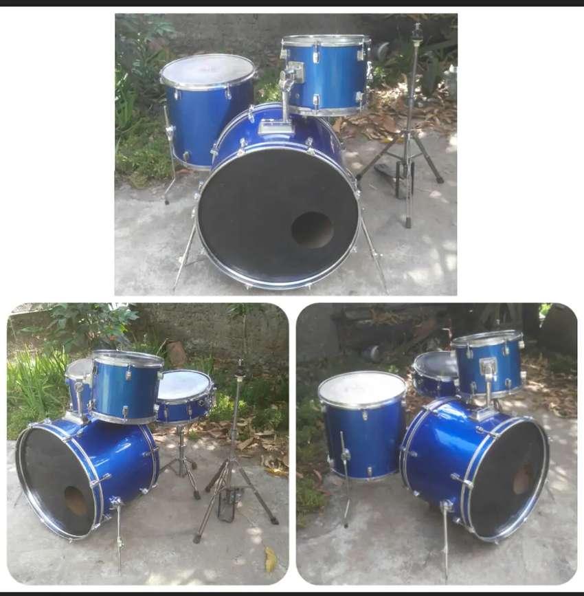 Drumset huricane 5pcs
