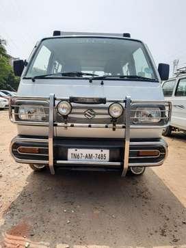 Maruti Suzuki Omni LPG BS-IV, 2012, CNG & Hybrids