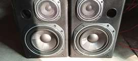 Speaker Aurex Condition10/10 made in japan