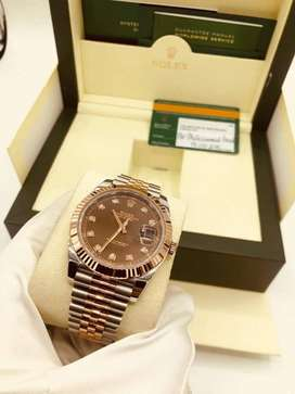 Original Rolex Diamond Dail