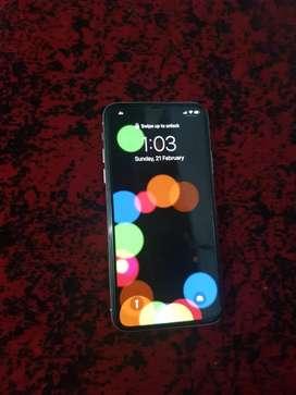 Iphone X-256 GB- white colour