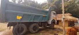 Dumper 10 wheeler