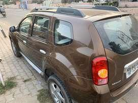 Renualt Duster Brown 110 PS Rxz Top Model Diesel