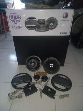 Speaker Split 2 Way Baby Diablo VX 6 BD by Steve Variasi Olx
