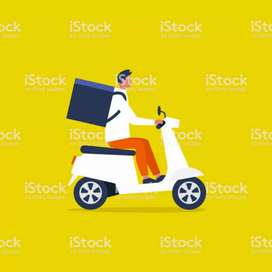 Wanted food delivery boys for Swiggy in kakinada
