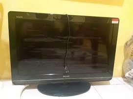 Dijual murah tv merk sharp 32 inch