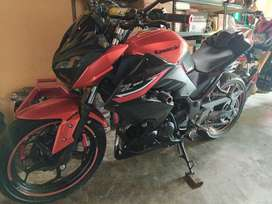 Kawasaki Z250 Orange Istimewa