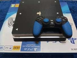 PS4 Slim 500Gb Original (H3N Bisa Game B4j4kan)