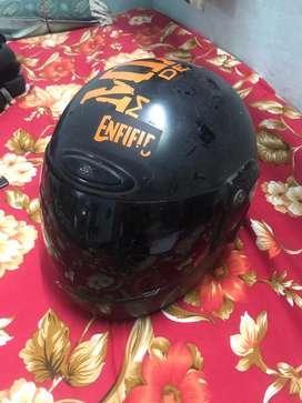 Vega full face Helmet in Neat & clean condition