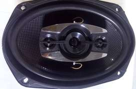 6x9 Inches Car Stereo Sound System Speakers With Tweeter 1000 Watt For