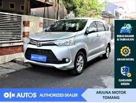 [OLX Autos] Toyota Avanza Veloz 2016 1.3 A/T Silver #Arjuna Tomang