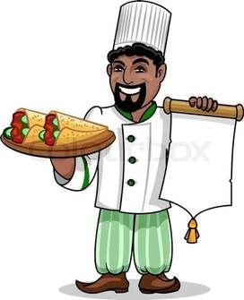 Arabian chef