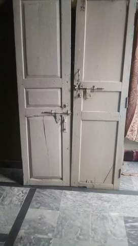 Two side door for sale