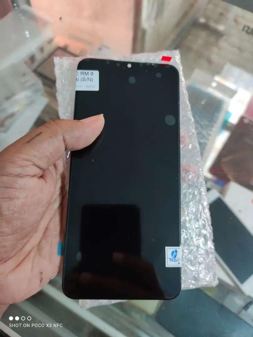 Lcd touchscreen xiaomi redmi 9