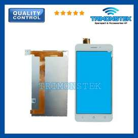 Lcd + Touchscreen Compatible for Advan I5G / S50 4G