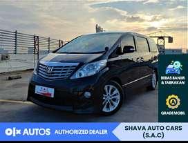 [OLX Autos] Toyota Alphard 2008 2.4 Premium Sound A/T Hitam #Shava