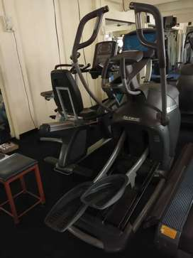 Whole jym setup for selling  with 2  treadmills and all equipment